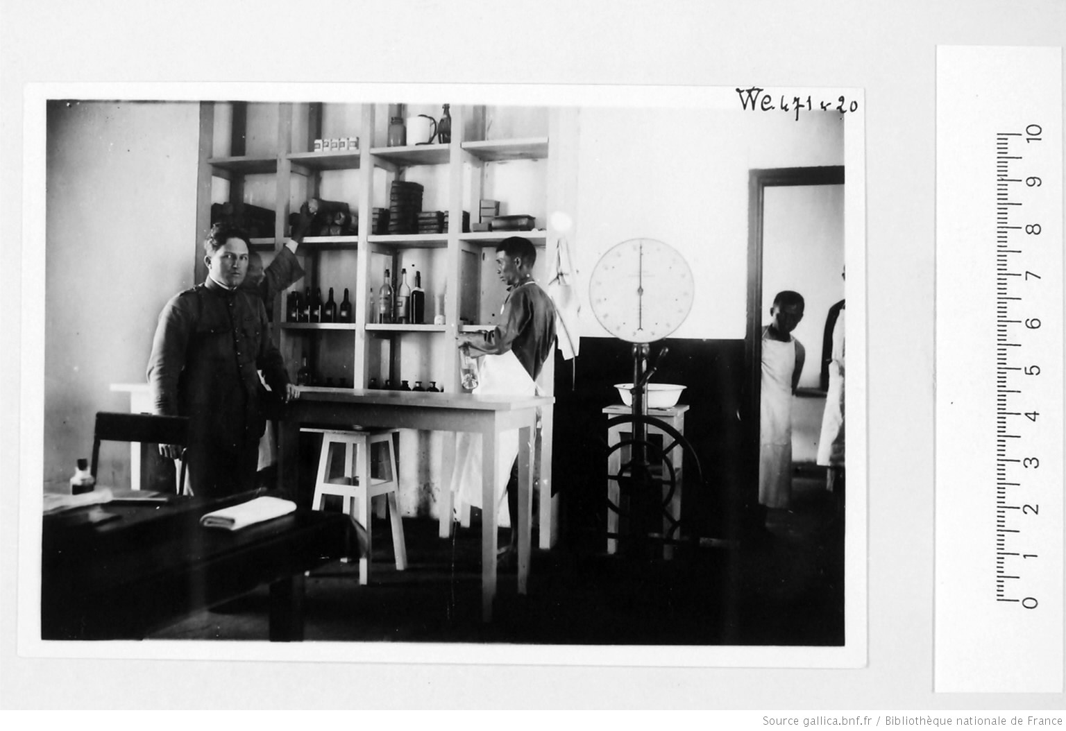 [39 phot. d'A.E.F. en 1924. Enregistré en 1936] - 20