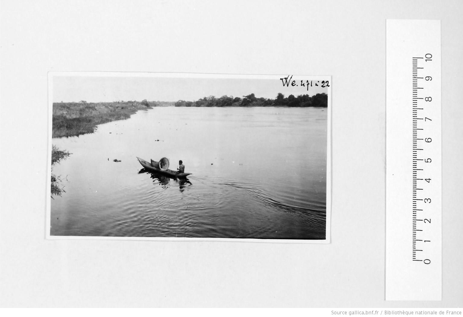 [39 phot. d'A.E.F. en 1924. Enregistré en 1936] - 22
