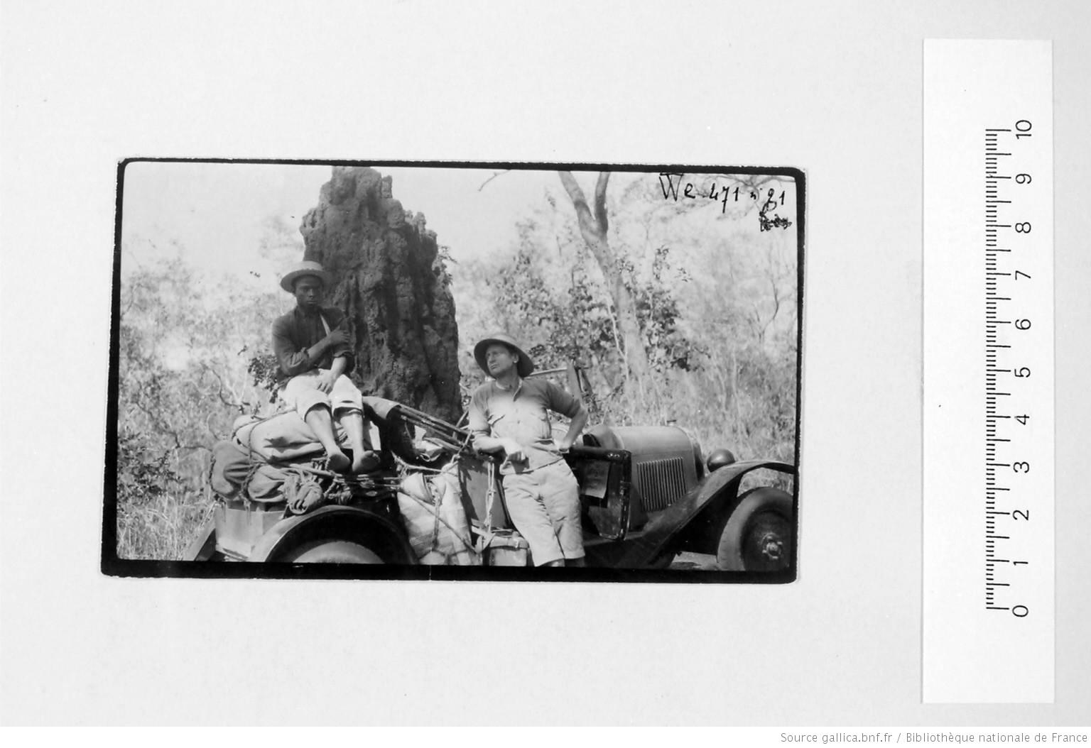 [39 phot. d'A.E.F. en 1924. Enregistré en 1936] - 29