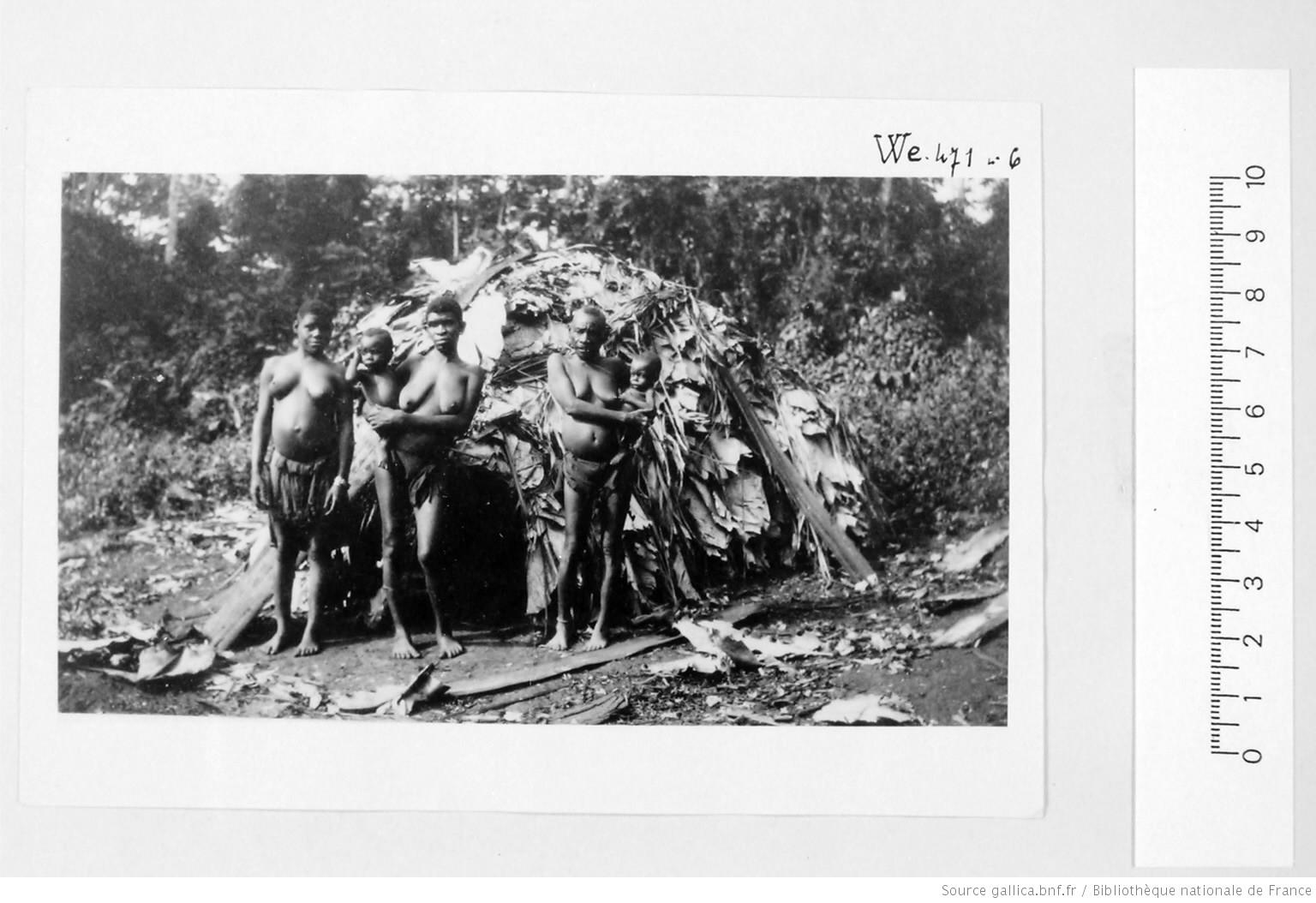 [39 phot. d'A.E.F. en 1924. Enregistré en 1936] - 6