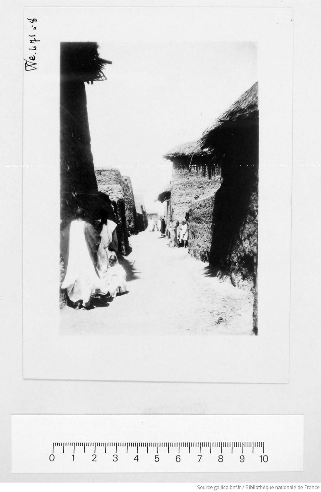 [39 phot. d'A.E.F. en 1924. Enregistré en 1936] - 8