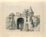 Illustration de la page Portes de ville provenant de Wikipedia