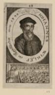 Illustration de la page John Wycliffe (1330-1384) provenant de Wikipedia