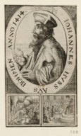Image from Gallica about Jan Hus (1372?-1415)