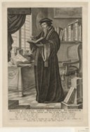 Image from Gallica about Jean Calvin (1509-1564)