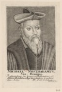 Illustration de la page Nostradamus (1503-1566) provenant de Wikipedia
