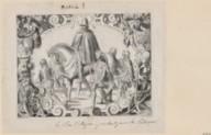 Henri de Valois, duc d'Anjou partant pour la Pologne le 28 septembre 1573