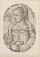 Image from Gallica about Catherine de Médicis (reine de France, 1519-1589)