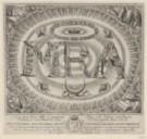 Le chiffre de la Vierge. 1605