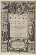 Bildung aus Gallica über Tite-Live (0059? av. J.-C.-0017)