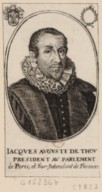 Image from Gallica about Jacques-Auguste de Thou (1553-1617)