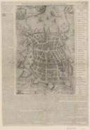 Pourtraict de la ville de La Rochelle, avec ses forteresses, comme elle est à présent