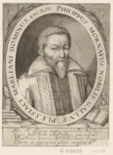 Image from Gallica about Philippe de Mornay (1549-1623)