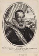 Illustration de la page Henri de La Tour d'Auvergne Bouillon (duc de, 1555-1623) provenant de Wikipedia