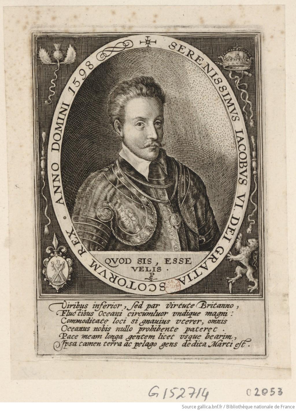 James VI Stuart roi d'Angleterre (1603)