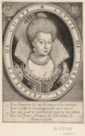 Bildung aus Gallica über Louise-Marguerite de Lorraine Conti (princesse de, 1574-1631)