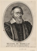 Image from Gallica about Michel de Marillac (1560-1632)