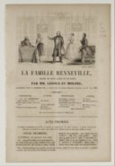 Image from Gallica about La famille Renneville