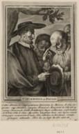 Saint Vincent de Paul cathéchise des paysans