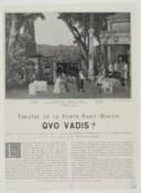Illustration de la page Quo vadis ? provenant de Wikipedia