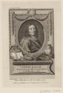 Bildung aus Gallica über Pierre Bayle (1647-1706)