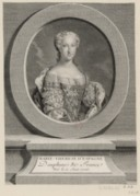 Image from Gallica about Marie-Thérèse (dauphine de France, 1726-1746)