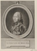 Image from Gallica about Charles Fouquet Belle-Isle (duc de, 1684-1761)