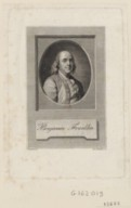 Image from Gallica about Benjamin Franklin (1706-1790)