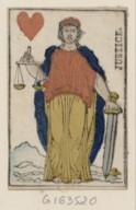 Justice [coeur] : [estampe] / [non identifié]
