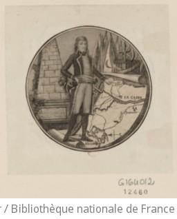 Bonaparte au Caire : [estampe] / [non identifié]
