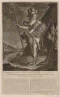 Image from Gallica about Charles de Beaumont d' Éon (1728-1810)