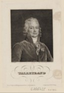 Image from Gallica about Charles-Maurice de Talleyrand-Périgord (1754-1838)
