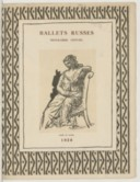 Image from Gallica about Ballets russes