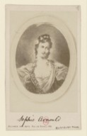 Image from Gallica about Sophie Arnould (1740-1802)