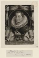Bildung aus Gallica über Christoph Buel (1574-1631)