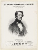 Image from Gallica about Gaetano Donizetti (1797-1848)