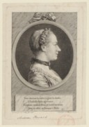 Image from Gallica about Justine Favart (1727-1772)