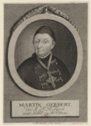 Illustration de la page Martin Gerbert (1720-1793) provenant de Wikipedia