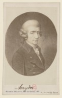 Image from Gallica about Joseph Haydn (1732-1809)
