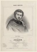 Illustration de la page Louis Jullien (1812-1860) provenant de Wikipedia
