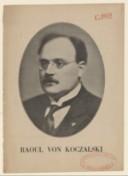 Illustration de la page Raoul Koczalski (1884-1948) provenant de Wikipedia