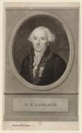 Image from Gallica about Pierre-Simon de Laplace (1749-1827)