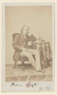 Illustration de la page Franz Liszt (1811-1886) provenant de Wikipedia