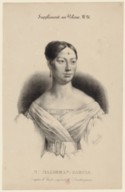 Image from Gallica about Maria Malibran (1808-1836)
