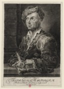 Image from Gallica about Friedrich Wilhelm Marpurg (1718-1795)
