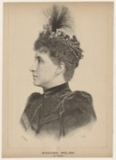 Image from Gallica about Nellie Melba (1861-1931)