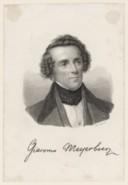 Illustration de la page Giacomo Meyerbeer (1791-1864) provenant de Wikipedia