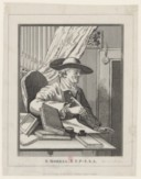 Illustration de la page William Hogarth (1697-1764) provenant de Wikipedia