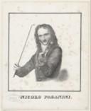 Image from Gallica about Niccolò Paganini (1782-1840)