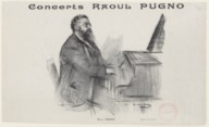 Image from Gallica about Raoul Pugno (1852-1914)
